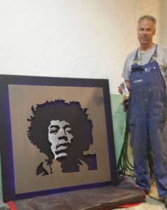 Hendrix stor
